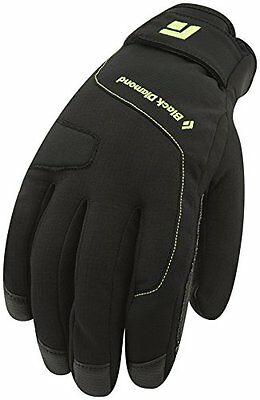 Black Diamond Torque Cold Weather Gloves, Black, Large