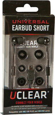 Uclear Universal Earbuds Short