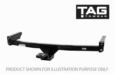 TAG TOWBAR for Holden Rodeo TF Ute & Cab Chassis (1988-2003) 1000/80kg
