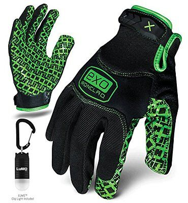 Ironclad EXO-MGG-02-S Motor Grip Gloves, Small