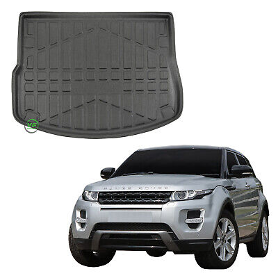 LAND ROVER RANGE ROVER EVOQUE 2011-up Tailored Boot tray liner car mat RO103405