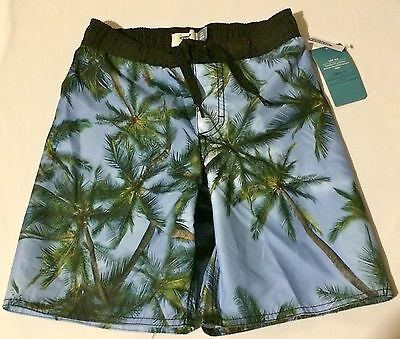 NWT OLD NAVY BOYS SWIM SHORTS TRUNKS SUIT  tropical  XS (5)
