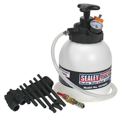Sealey VS70095 Transmission Oil Filling System 3ltr Brand New