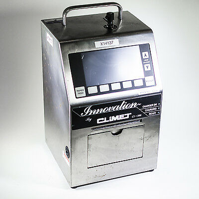 Climet CI-500B-01 Innovation Portable Laser Particle Counter FREE SHIPPING