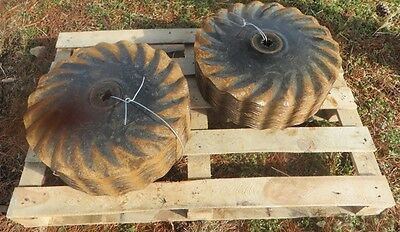 Vertical Tillage Disk Blades 20""