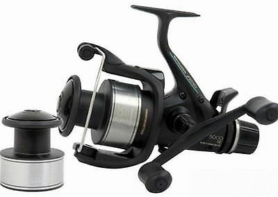 Shimano BAITRUNNER AERO RE 8000 Limited Edition Freilaufrolle