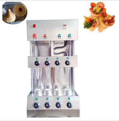 Commercial Electric Pizza Cone Forming Making Maker Machine, Cone Pizza Maker