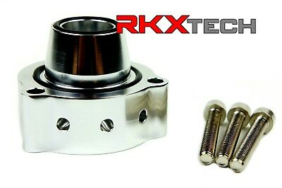 RKX Blow Off Valve Diverter Spacer for VW Audi 2.0T DV BOV TSI FSI MK5 GTI B7