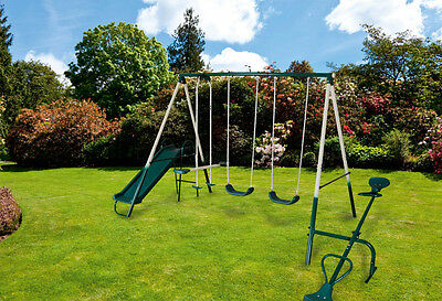 SupaGarden Multi Function Play Area 5 Piece Simple And Easy To Assemble