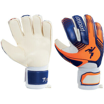 Precision GK Fusion-X Trainer Goalkeeper Gloves Size