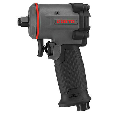 Proto Tool 1/2'' Drive Mini Impact Wrench - Pistol Grip J150WP-M New