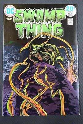Swamp Thing # 8 VF/NM 9.0 Or Better DC