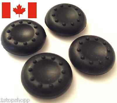 4x Thumbsticks Thumb Stick Analog Grip Cap Cover For PS4 Playstation 4 Xbox One