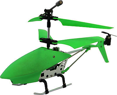 Glow in the Dark Remote Control (RC) Flying Toy Helicopter KOOL GADGETS