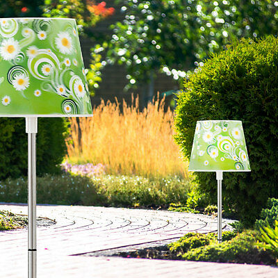 led solar gartenstrahler lampe leuchte beleuchtung aussenleuchte stein design eur 9 90. Black Bedroom Furniture Sets. Home Design Ideas