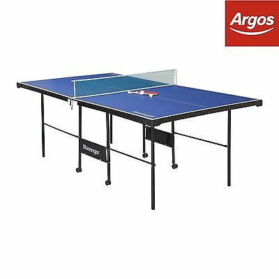 Slazenger Junior 3/4 Size Indoor Table Tennis Table -From the Argos Shop on ebay