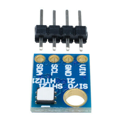Industrial High Precision GY21 Si7021 Humidity Sensor with I2C Interface Arduino