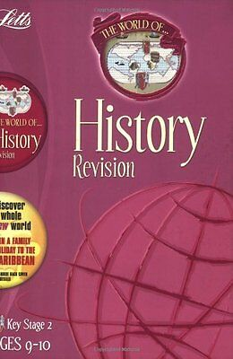 KS2 History Revision : Year 5 age 9-10 (World of) By Lynn Huggins-Cooper