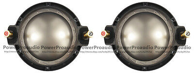 2pcs Replacement Diaphragm for (Eighteen) 18 Sound ND 2060, ND2080 Driver 8 ohm