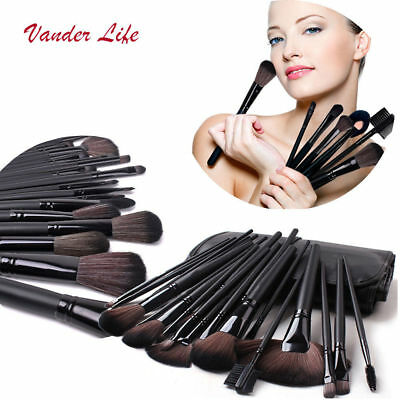 32tlg Make up Pinsel Professionelle Kosmetik brush makeup Set Schminkpinsel Tool
