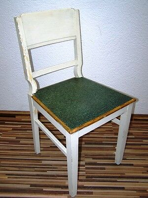 Old Wood Chair Iconic Vintage Design, 1950s Years Kitchen Chair Chair • £41.14