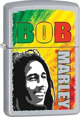 Zippo Windproof Bob Marley Lighter,  29126, New In Box