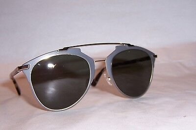 6b6347315269 New Christian Dior Reflected s Pre-70 Gray Havana brown Sunglasses Authentic