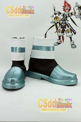 HACK LINK Tokio Kuryuu cosplay shoes boots