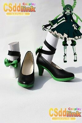 Vocaloid Black Rock Shooter Death Master cosplay shoes