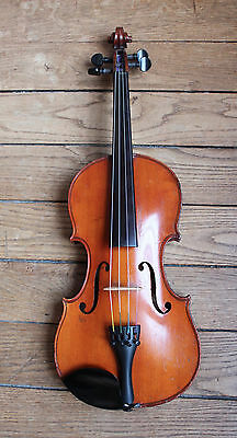 Antique French violin, FRANCOIS BARZONI, completely revised