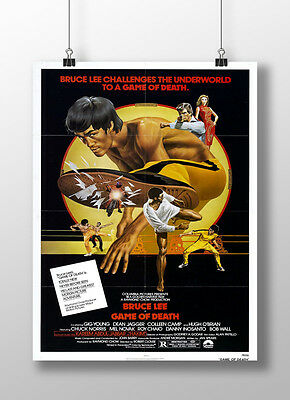 Game Of Death Poster XXL : #132090