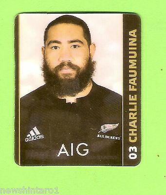#cc5.  Charlie  Faumuina  Weetbix  New Zealand Junior Rugby Union Camp  Hologram
