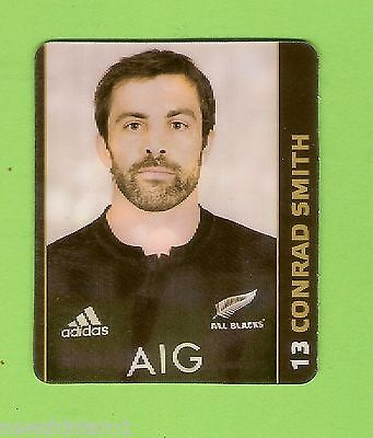 #cc5.  Corad  Smith  Weetbix  New  Zealand Junior Rugby Union Camp  Hologram