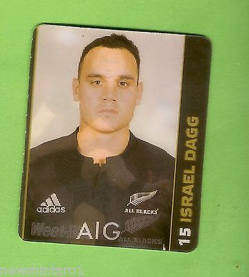 #cc5.  Israel  Dagg  Weetbix  New  Zealand Junior Rugby Union Camp  Hologram