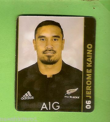#cc5.  Jerome  Kaino  Weetbix  New  Zealand Junior Rugby Union Camp  Hologram