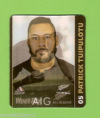 #cc5.  Patrick  Tuipulotu  Weetbix New Zealand Junior Rugby Union Camp  Hologram