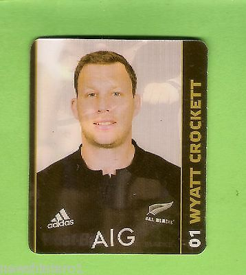 #cc5.  Wyatt  Crockett  Weetbix  New  Zealand Junior Rugby Union Camp  Hologram