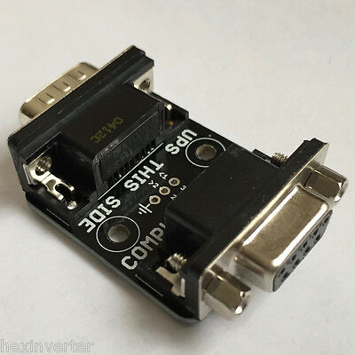 Adapter for SmartUPS serial port compatible with APC 940-0024 (940-0024C)