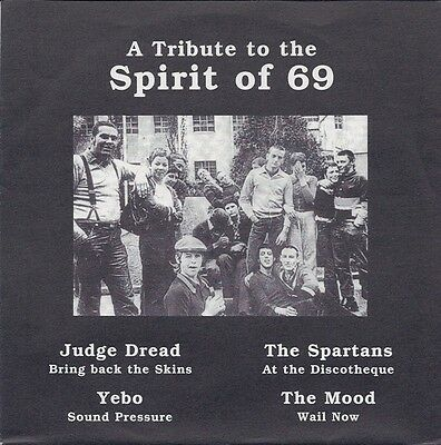 Various – A Tribute To The Spirit Of 69 Vol.1