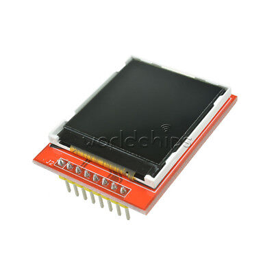 "1.44"" Serial 128X128 SPI Color TFT LCD Module Display Replace Nokia 5110 LCD Red"
