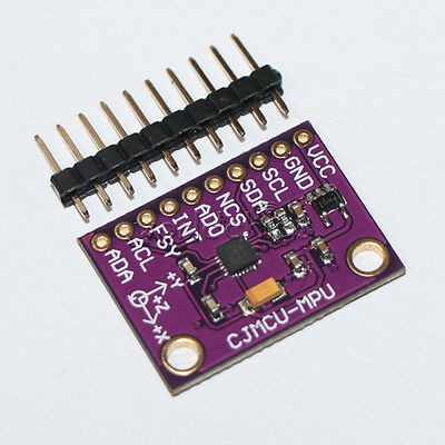 9DOF MPU9250 Integrated 9-Axis Altitude Acceleration Magnetometer Gyro Module WC