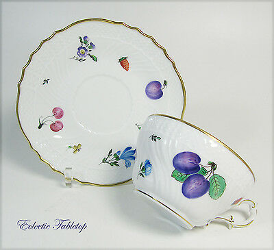 Richard Ginori PERUGIA Cup and Saucer - More available