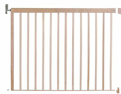 Lindam Extending Extra Wide Opening Wooden Safety Gate -From Argos