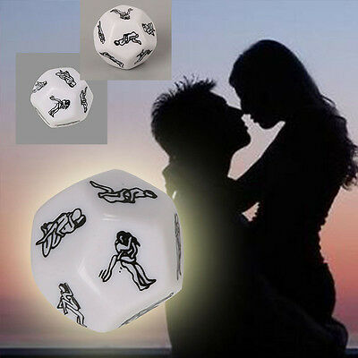 Dice Game Love Toy Fun Saucy Party Games Naughty Sex Aid Romantic Game Foreplay