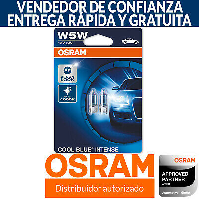 OSRAM Cool Blue Intense W5W (Doble)