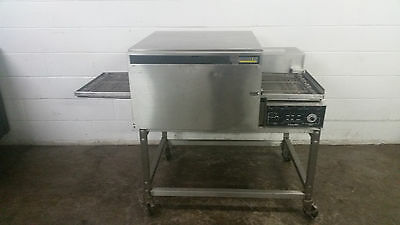 Lincoln Impinger 2 1133 Single Stack Pizza Conveyor Oven 120/240 Volt Tested