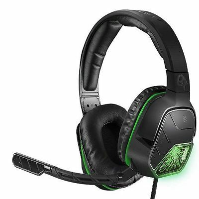 Afterglow LVL 5+ Wired Xbox One Headset - PDP Quad Boost Haptic Enhanced NEW