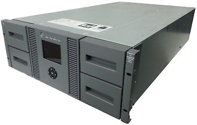 HP MSL4048 LTO Style Library 413509-002 413509-001