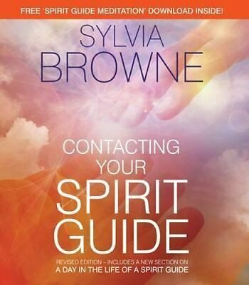 Contacting Your Spirit Guide by Sylvia Browne 9781781804810 (Paperback, 2015)