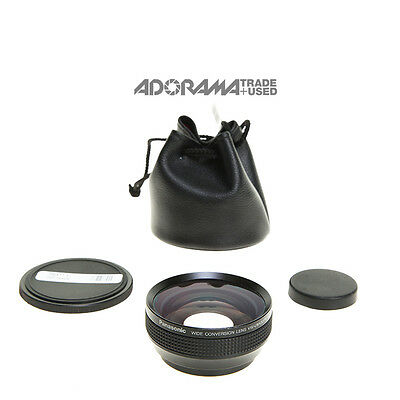 Panasonic VW-LW4307W Wide Conversion Lens for 43mm